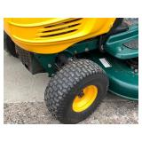 Yard-Man Auto-Drive Lawn Tractor With Bagger System