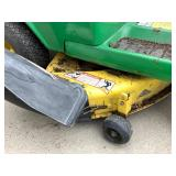 John Deere SX-95 Riding Lawn Mower