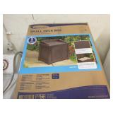 NEW Suncast Small Deck Box