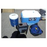 Lot Of Assorted Coolers: