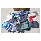 Sports Bags, Carry On Bags, Totes, Duffels, North Face Back Pack