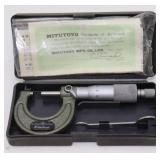 Mitutoyo 0-25mm 0.01mm Caliper