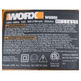 Worx WG501 Corded Leaf Blower