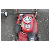 Craftsman 6.75 HP 21 Inch Self Propelled Mulcher Mower. Has Broken Cable For Engine Brake