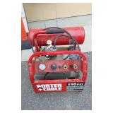 Porter Cable 150 PSI Air Compressor-Works Has Small Leak In Tank