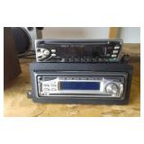 2 Car Stereos With C/D