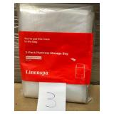 Linenspa King Mattress Bag (Pack of 2) not used