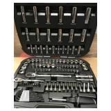Husky Mechanics Tool Set (111-Piece) n good condition