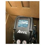 ANVIL 2G Pancake Air Compressor n good condition