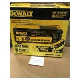 DEWALT 30 Amp Multi Bank Battery Charger with 80 Amp Engine Start in very good condition