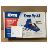 Kreg K4 Pocket-Hole System n good condition