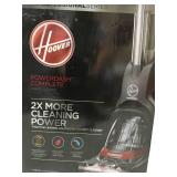Hoover Professional Series PowerDash Complete Upright Carpet Cleaner not used