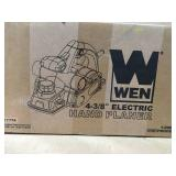 WEN 8 Amp 4-3/8 in. Corded Hand Planer not used
