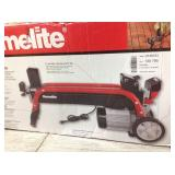 Homelite 5-Ton Electric Log Splitter in good conditions