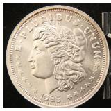 1 TROY OZ. .999 FINE SILVER MORGAN DOLLAR DESIGN