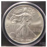 2012 AMERICAN SILVER EAGLE 1 TROY OZ. .999 FINE SILVER MS70 PCGS FIRSTSTRIKE