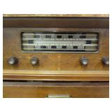Vintage Philco Floor Radio