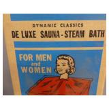 Vintage Sauna