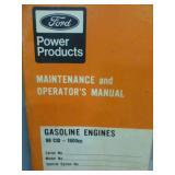Vintage Manual