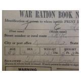 Vintage War Ration