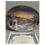 Terry Redlin Plate Decoration