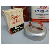 Vintage Product Containers