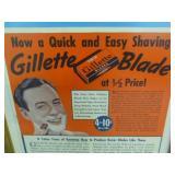 Vintage Advertisement Picture