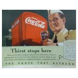 Vintage Advertisement Pictures