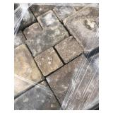 8 layers of Genova Bluestone (77.6 ...
