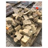 .54 tons of Savanna natural stone e...