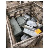 ½ a crate of aqua grantique wall 3...