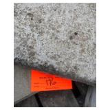 "1- Biesanz Pillar cap (2"" thick)..."