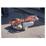 Stihl Model TS500i Gas Powered Chop Saw