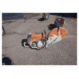 Stihl Model TS700 Gas Powered Chop Saw