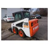 2011 Bobcat Model S100 Skid Loader Skid Steer
