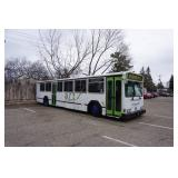 2001 Gillig Phantom 40' Custom Traveling Mobile Classroom/Studio Transit Bus