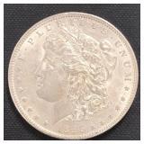 1896-P Morgan Dollar