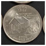 (16) Statehood Quarters