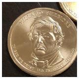 2011-D UNC Presidential Dollars