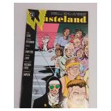 Wasteland Comic Books