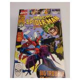 Spiderman Comic Books