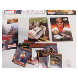 Misc. Lot of Nascar Collectibles
