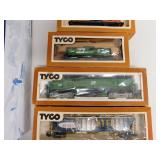 Misc. Lof of Tyco Collectible Trains & More