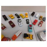 Various Toy Vehicles