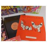 Vinyl Comedy & Goofy Song Albums