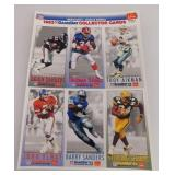 Collectible Football Cards