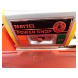 Mattel Power Shop with Case