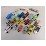 Misc. Lot of Collectible Cars