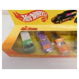 "Six Hot Wheels ""Hot Ones"" Weekend Machines"