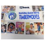 Timberwolves Collection